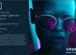 Adobe Lightroom Classic CC 2019 v8.2.1 LR破解版