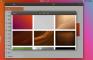 一个命令安装旧版Ubuntu发布的壁纸