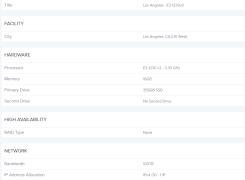 Psychz  2020年12月洛杉矶 服务器简单评测