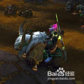 举个栗子:魔兽世界牦牛坐骑在哪买