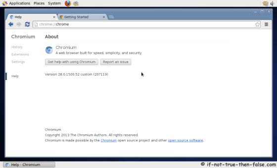 Centos Yum 安装 Chrome 浏览器
