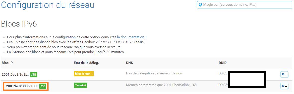 Online.net 的 ubuntu 增加 ipv6 地址