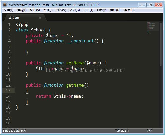 Sublime Text 2/3 中文语言包设置(附注册码)