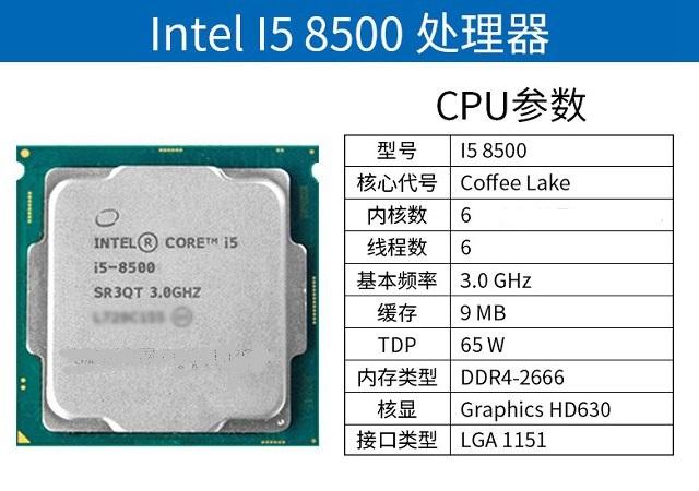 2018 年新版 CPU 天梯图