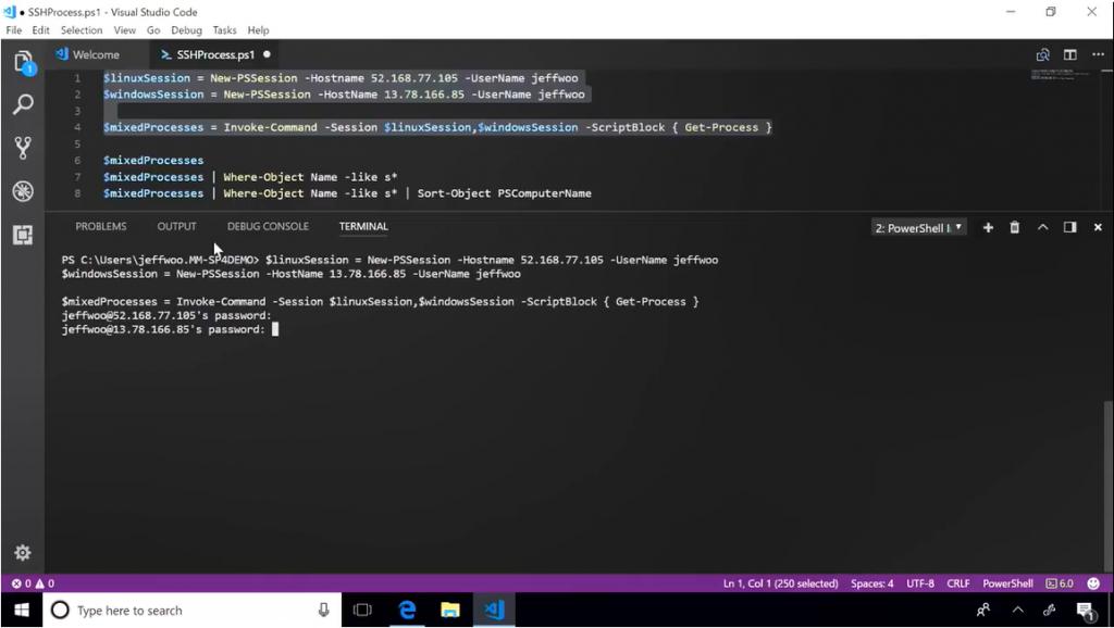 """最近更新项目""""檀香山""""和 PowerShell 核心 6.0"""