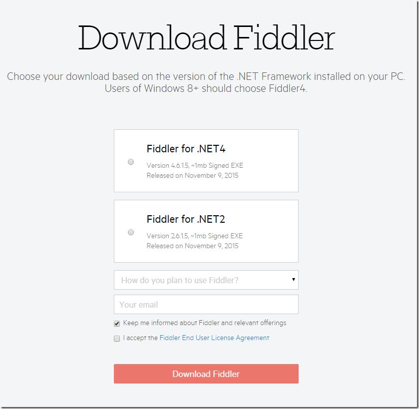 非常详细的Fiddler工具使用说明(包含APP抓包)