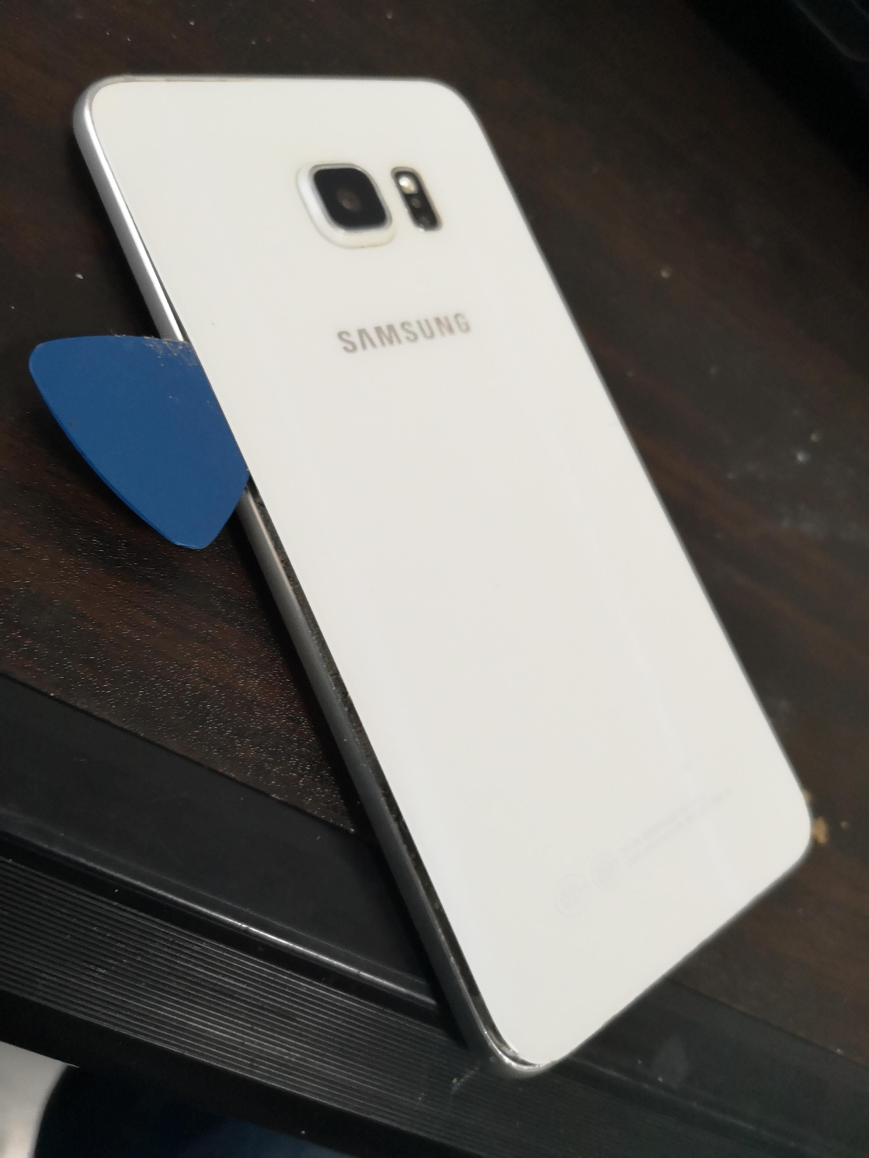 自己动手更换三星 S6 edge + 手机电池