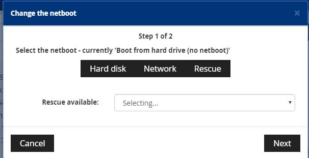 kimsufi KS7 安装Windows Server 2016