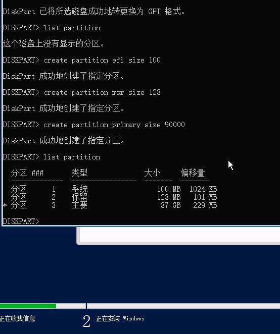 Oneilonline 12T 硬盘服务器安装系统折腾(安装 Windows server 2019 失败)