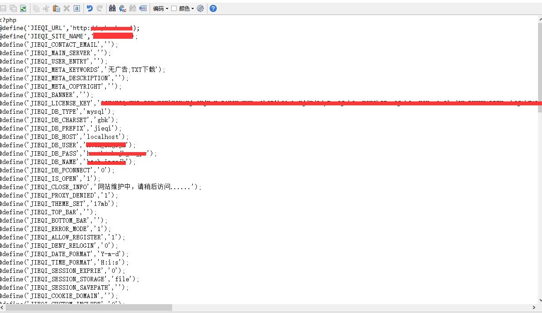 杰奇 1.7+关关采集器+基于 Linux 小说网站+Win 端 Samba 远程采集思路