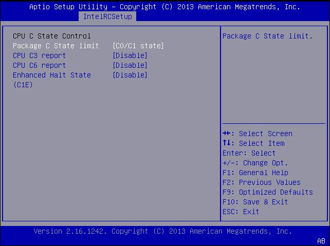 华硕 Z9PA-U8 BIOS Advanced 图解 CPU 设置