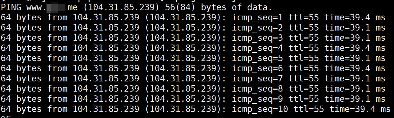 使用 nginx 反代 cloudflare 下的 https 站点
