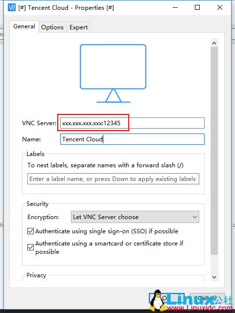 CentOS 7.2搭建VNC远程桌面服务