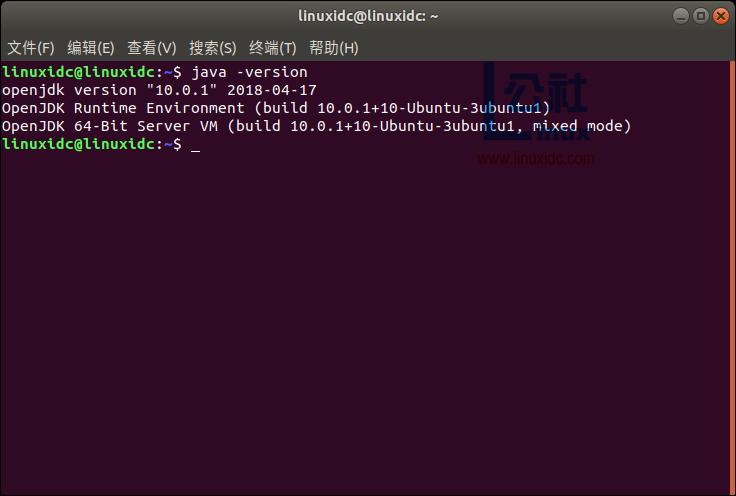 如何在Ubuntu 18.04上安装Java