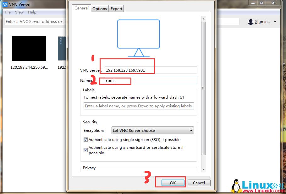 CentOS Linux 7.4下VNC安装配置