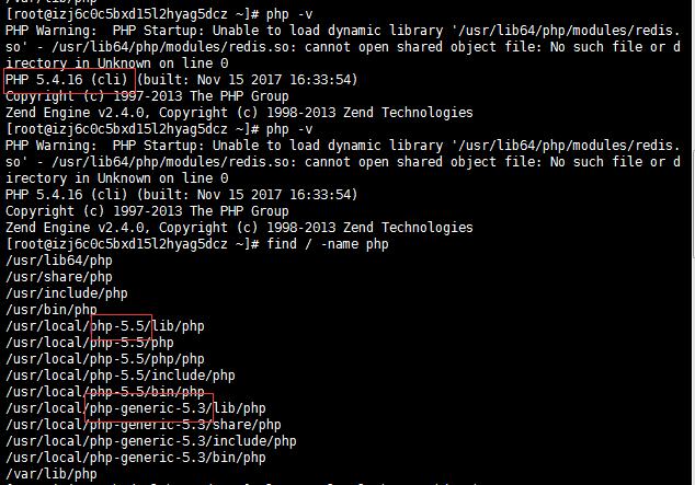 Linux PHP多版本切换 超简单办法