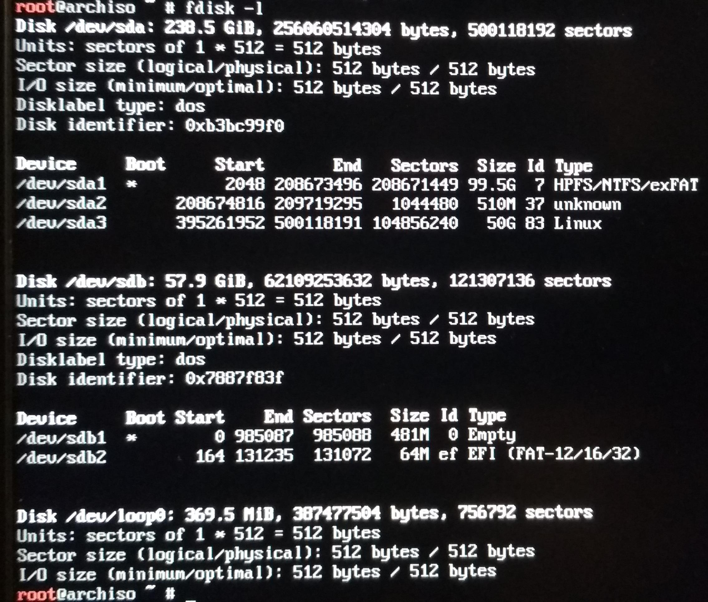 以官方Wiki的方式安装Arch Linux