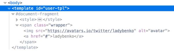 Firefox 63中的Web Components支持开发人员工具