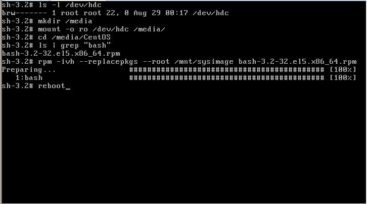 Linux系统之TroubleShooting(CentOS启动故障排除)