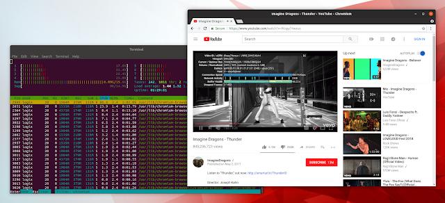 如何在 Ubuntu 或 Linux Mint 启用 Chromium 硬件加速的视频解码