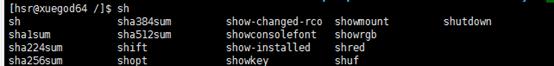 Linux创建文件touch,复制文件cp,tab补全,链接文件ln命令