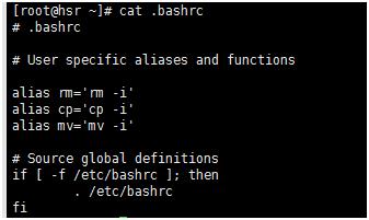Linux系统环境变量位置, 环境变量持久化