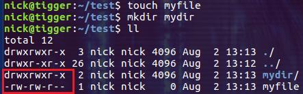 Linux umask 命令使用详解