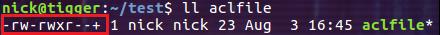 Linux ACL 权限之高级进阶篇