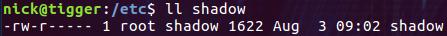 Linux 特殊权限 SUID,SGID,SBIT