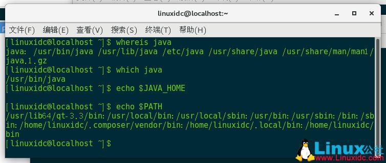 Linux中查看jdk安装目录、卸载jdk、rpm命令、rm命令参数
