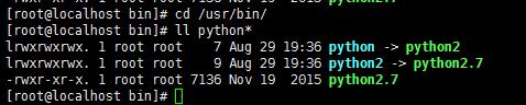 CentOS 7.2下安装Python 3.6.2