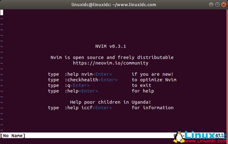 在 Ubuntu 18.04上安装 Neovim以及安装使用配置