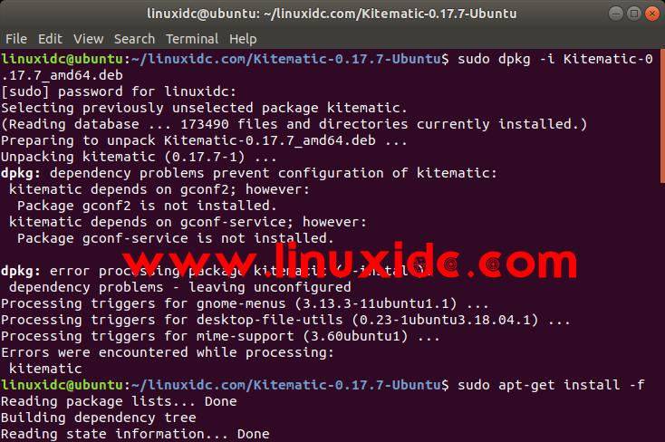 如何在Ubuntu 18.04上安装 Kitematic 使用 Docker