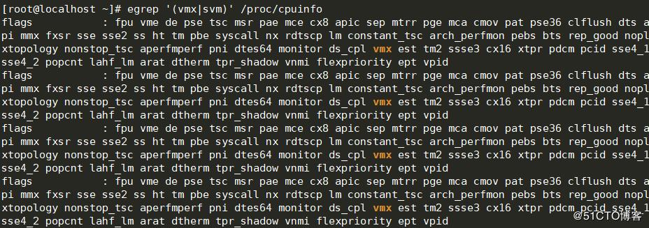 CentOS 7上使用virt-manager安装虚拟机