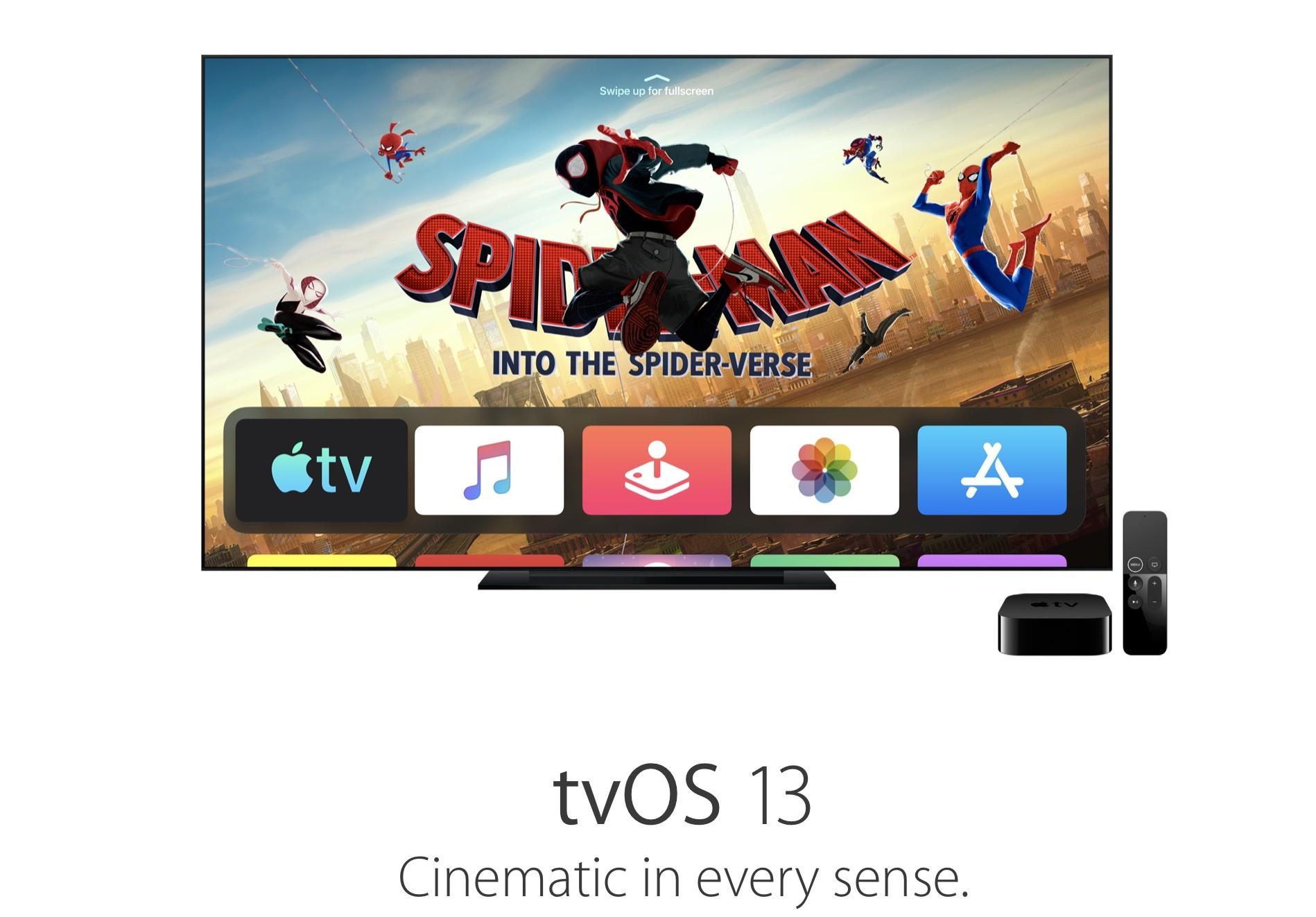 如何在Apple TV 4K和Apple TV HD上安装tvOS 13 公测版