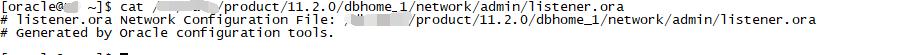 Oracle动态监听和静态监听的区别