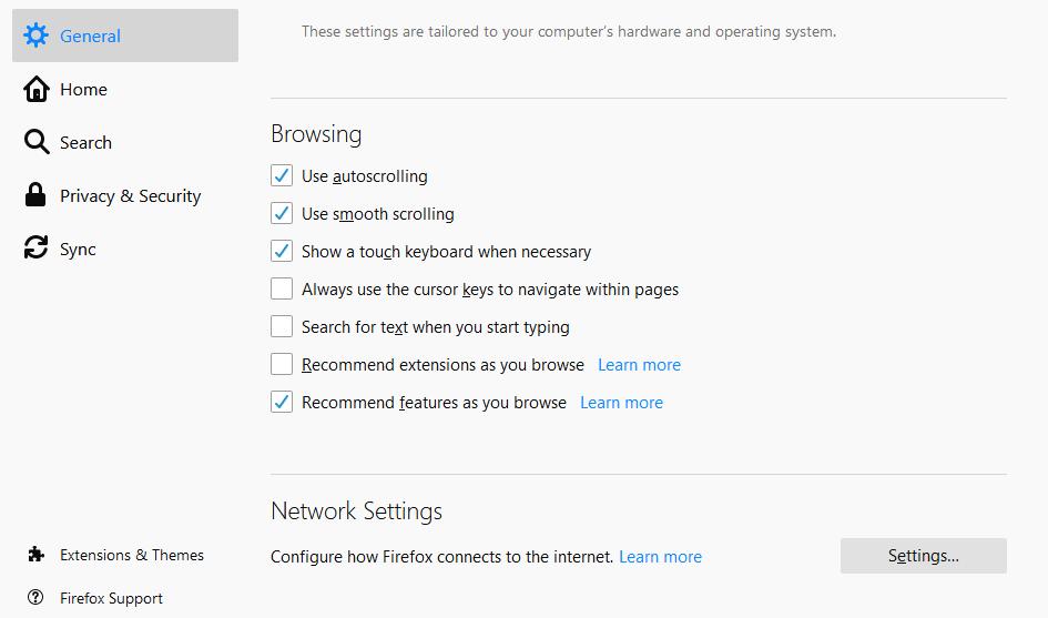 如何在 Firefox 中启用 DNS-over-HTTPS(DoH)