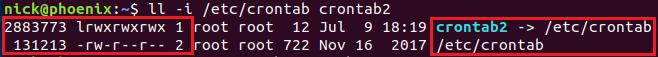 Linux ln 命令详解
