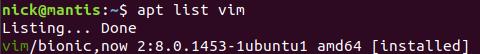 Ubuntu apt 命令详解