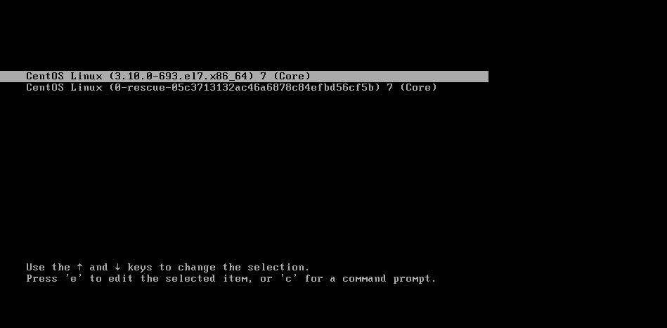 给Linux的GRUB菜单添加密码