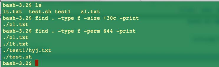 Linux/Unix下非常有用的find命令的用法