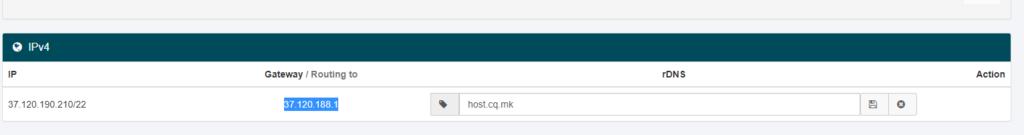 netcup  VPS IP配置 的艰辛过程