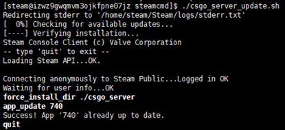 腾讯云轻量服务器基于Centos搭建CS GO社区服(转)